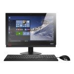 ThinkCentre M800z 10EU - UltraFlex II stand - all-in-one - 1 x Core i7 6700 / 3.4 GHz - RAM 8 GB - SSD 256 GB - DVD-Writer - HD Graphics 530 - GigE - WLAN : 802.11a/b/g/n/ac, Bluetooth 4.1 - Win 10 Pro 64-bit / Win 7 Pro 64-bit downgrade - pre-installed:
