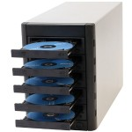 Microboards MULTI-WRITER DVD/CD TOWER MWDVD-05