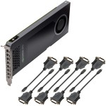 NVIDIA NVS 810 for Eight DVI Displays
