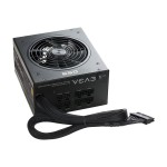 650 GQ - Power supply (internal) - ATX - 80 PLUS Gold - AC 100-240 V - 650 Watt - active PFC