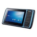 "Unitech America TB120 - Data collection terminal - Android 4.3 (Jelly Bean) - 8 GB - 7"" color TFT ( 1280 x 800 ) - rear camera + front camera - barcode reader - ( 2D imager / RFID ) - USB host - microSD slot - Wi-Fi, Bluetooth, NFC TB120-QA6FUMDG"