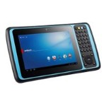 "Unitech America TB120 - Data collection terminal - Android 4.3 (Jelly Bean) - 8 GB eMMC - 7"" color TFT ( 1280 x 800 ) - rear camera + front camera - barcode reader - ( CCD ) - USB host - microSD slot - Wi-Fi, Bluetooth, NFC - 3G TB120-RAWFUMDG"