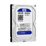 "WD Blue WD5000AZLX - Hard drive - 500 GB - internal - 3.5"" - SATA 6Gb/s - 7200 rpm - buffer: 32 MB"