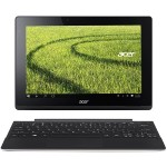 "Acer Aspire Switch 10 E SW3-016-19CR - Tablet - with keyboard dock - Atom x5 Z8300 / 1.44 GHz - Win 10 Home 64-bit - 2 GB RAM - 64 GB eMMC - 10.1"" IPS touchscreen 1280 x 800 - HD Graphics - black, white NT.G8QAA.001"
