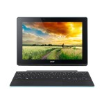 "Aspire Switch 10 E SW3-016-17WG - Tablet - with keyboard dock - Atom x5 Z8300 / 1.44 GHz - Win 10 Home 64-bit - 2 GB RAM - 64 GB eMMC - 10.1"" IPS touchscreen 1280 x 800 - HD Graphics - black, blue"