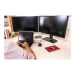 2K Dual DisplayPort Universal Docking Station - Docking station - (USB) - GigE