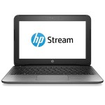 "HP Inc. Smart Buy Stream 11 Pro G2 Intel Celeron N3050 Dual-Core 1.60GHz Notebook PC - 2GB RAM, 32GB eMMC, 116"" HD SVA WLED, 802.11a/b/g/n/ac, Bluetooth, Webcam, 2-cell Li-ion Polymer T3L13UT#ABA"