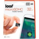 Leef 32GB microSD Card with Adapter LMM10AKW032E1