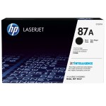 87A Black Original LaserJet Toner Cartridge