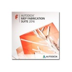 MEP Fabrication Suite 2016 - Annual Desktop Subscription + Advanced Support - 1 additional seat - commercial, promo - FY16 Q4 Global Field Promotion - VCP, SLM - Win