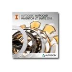 AutoCAD Inventor LT Suite 2016 - New License - 5 seats - GOV, promo - ELD - SLM, No Maintenance Subscription available - Win