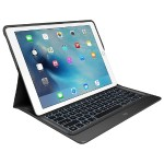 Logitech CREATE Backlit Keyboard Case with Smart Connectorfor iPad Pro - Black/Black 920-007824