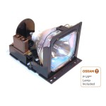 VLT-PX1LP-OEM Philips Bulb - Projector lamp (equivalent to: Mitsubishi VLT-PX1LP) - for Mitsubishi LVP S50UX, SA51, SA51U, X70B, X70UX, X80, X80U