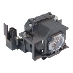 ELPLP43-OEM, V13H010L43-OEM (OSRAM Bulb) - Projector lamp (equivalent to: ELPLP43) - 2000 hour(s) - for Epson EMP-TWD10, EMP-W5D; MovieMate 72