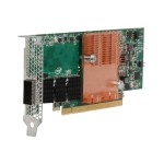 Intel Omni-Path Host Fabric Interface Adapter 100 Series - Network adapter - PCIe 3.0 x16 low profile 100HFA016LS