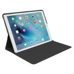 Logitech CREATE Protective Case with Any AngleStand for iPad Pro - Black 939-001416