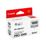 PFI-1000 GY - 80 ml - gray - original - ink tank - for imagePROGRAF PRO-1000