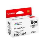 PFI-1000 PGY - 80 ml - photo gray - original - ink tank - for imagePROGRAF PRO-1000