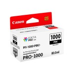 PFI-1000 PBK - 80 ml - photo black - original - ink tank - for imagePROGRAF PRO-1000