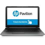 "Pavilion 15-ab088ca AMD Quad-Core A8-7410 APU 2.20GHz Notebook - 8GB RAM, 1TB HDD, 15.6"" HD LED Touch, SuperMulti DVD, Fast Ethernet, 802.11b/g/n, Bluetooth, Webcam, 4-cell Li-Ion, Natural silver - Refurbished"