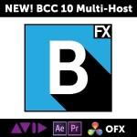 Boris Continuum Complete 10 Multi-Host (Avid/Adobe/OFX)