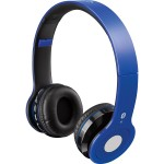 Digital Products International Wireless Bluetooth Headphones - Blue IAHB16BU