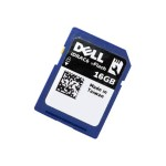 Vflash - Flash memory card - 16 GB - SDHC - for PowerEdge R230, R330, R530, T130, T330, T430