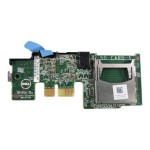 Dell Internal Dual SD Module - Card reader (SD) - for PowerEdge R430, R530, R630, R730, R730xd, T330, T630; Precision Tower 7910 330-BBCN