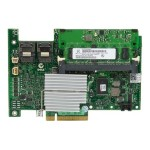 Dell PERC H730 - Storage controller (RAID) - 2 Channel - SATA 6Gb/s / SAS 12Gb/s low profile - 1.2 GBps - RAID 0, 1, 5, 6, 10, 50, 60 - PCIe 3.0 x8 - for PowerEdge R430, R530, R630, R730, R730xd 405-AAEJ
