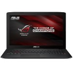 "ROG GL552VW-DH71 Intel Core i7-6700HQ Quad-Core 2.60GHz Gaming Notebook PC - 16GB RAM, 1TB HDD, 15.6"" IPS 1920 x 1080 (Full HD), Gigabit Ethernet, 802.11ac, Bluetooth, Webcam"