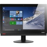 ThinkCentre M800z 10ET - UltraFlex II stand - all-in-one - 1 x Core i5 6400 / 2.7 GHz - RAM 4 GB - HDD 500 GB - DVD-Writer - HD Graphics 530 - GigE - WLAN : 802.11a/b/g/n/ac, Bluetooth 4.1 - Win 10 Pro 64-bit / Win 7 Pro 64-bit downgrade - pre-installed: