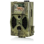 "Amcrest ATC-1201 1080P HD Game and Trail Hunting Camera with Long Range Night Vision- 12MP Dynamic Capture, Integrated 2"" LCD Viewscreen, High-Sensitivity Motion Detection with Infrared LED Night Vision up to 65ft, Detachable Laser Remote, and More"