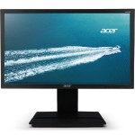 "B206HQL - 19.5"" Widescreen LCD Monitor - Full HD (1920x1080) 60Hz, 8ms, 250 nit, LED Backlight, Vertical Alignment (VA) Panel, DVI, VGA - Dark Gray"