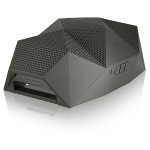 The Big Turtle Shell - Wireless Speaker - Gray