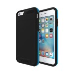 [Performance] Series Level 3 Superior Drop Protection for iPhone 6 / iPhone 6s - Black/Cyan