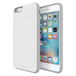 [Performance] Series Level 2 Dual Layered Drop Protection for iPhone 6 Plus / iPhone 6s Plus - White/Light Gray