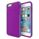 [Performance] Series Level 4 Ultra-Rugged Drop Protection for iPhone 6 Plus / iPhone 6s Plus - Purple/Teal
