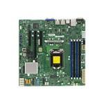SUPERMICRO X11SSL-F - Motherboard - micro ATX - LGA1151 Socket - C232 - USB 3.0 - 2 x Gigabit LAN - onboard graphics