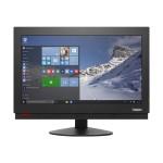 ThinkCentre M700z 10EY - Monitor stand - all-in-one - 1 x Pentium G4400T / 2.9 GHz - RAM 4 GB - HDD 500 GB - DVD-Writer - HD Graphics 510 - GigE - WLAN : Bluetooth 4.0, 802.11a/b/g/n/ac - Win 10 Pro 64-bit / Win 7 Pro 64-bit downgrade - pre-installed: Win