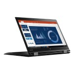 "ThinkPad X1 Yoga 20FQ - Ultrabook - Core i5 6200U / 2.3 GHz - Win 10 Pro 64-bit - 8 GB RAM - 256 GB SSD TCG Opal Encryption 2 - 14"" IPS touchscreen 1920 x 1080 (Full HD) - HD Graphics 520 - Wi-Fi - black"