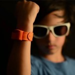 The Wearable Smart Toy Band - Orange