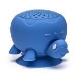 "On Hand Software ""Miley"" Turtle Shower Speaker - Blue TBLU-SHSOH"