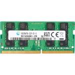 DDR4 - 8 GB - SO-DIMM 260-pin - 2133 MHz / PC4-17000 - CL15 - 1.2 V - unbuffered - non-ECC - for Elite Slice for Meeting Rooms, Slice G1; EliteDesk 800 G2 (mini desktop); EliteOne 800 G2; ProDesk 400 G2 (mini desktop), 400 G2.5, 600 G2 (mini desktop); Pro