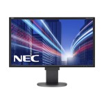 "MultiSync EA275WMi - LED monitor - 27"" (27"" viewable) - 2560 x 1440 QHD - AH-IPS - 350 cd/m² - 1000:1 - 6 ms - HDMI, DVI-I, DisplayPort - speakers - black"