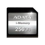 A-DATA Technology i-Memory - Flash memory card - 256 GB - SDXC - black ASDX256GAUI3CL10-C
