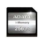 i-Memory - Flash memory card - 256 GB - SDXC - black