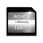 i-Memory - Flash memory card - 128 GB - SDXC - black