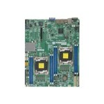 SUPERMICRO X10DRD-L - Motherboard - extended ATX - LGA2011-v3 Socket - 2 CPUs supported - C612 - 2 x Gigabit LAN - onboard graphics