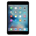 "iPad mini 4 Wi-Fi + Cellular - Tablet - 128 GB - 7.9"" IPS ( 2048 x 1536 ) - rear camera + front camera - Wi-Fi, Bluetooth - 4G - space gray (Open Box Product, Limited Availability, No Back Orders)"
