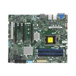 SUPERMICRO X11SAT-F - Motherboard - ATX - LGA1151 Socket - C236 - USB 3.0, USB-C - 2 x Gigabit LAN - onboard graphics - HD Audio (8-channel)
